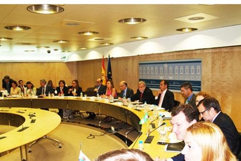 Reunió del CPFF on es van aprovar els objectius de dèficit i deute de les autonomies