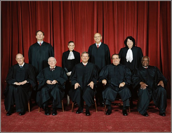 Supreme Court of the United States of America.