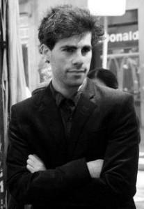 """Kevin Sànchez, cap de la secció """"Catalunya"""" a El Jurista."""