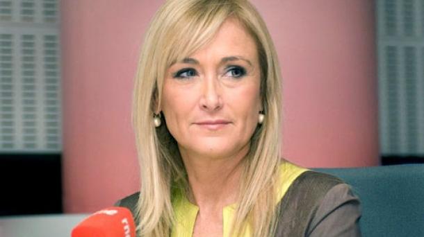 Cristina Cifuentes, la Delegada del Govern en Madrid