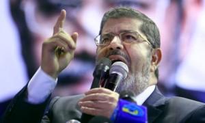Mohamed Morsi, president Egipci.