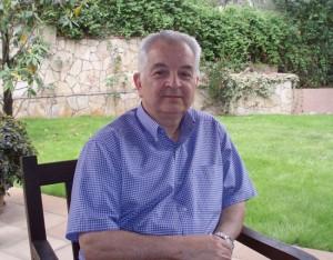 Borja de Riquer, catedràtic d'Història Contemporània de la Universitat Autònoma de Barcelona (UAB)