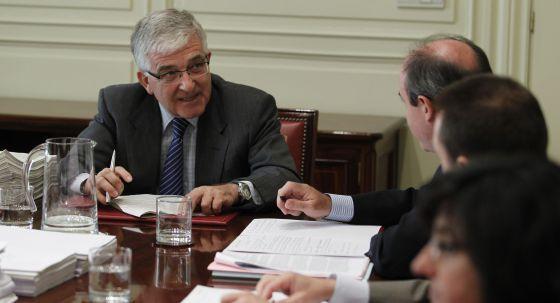 Gonzalo Moliner, President del CGPJ.