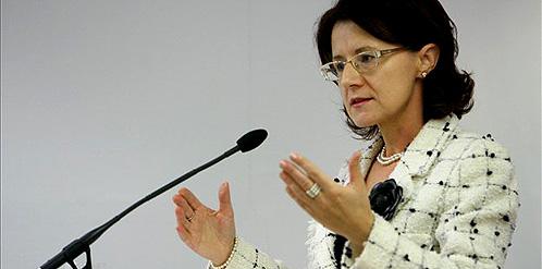 Verica Trstenjak, Advocada General de la Cort de Justícia de la Unió Europea.