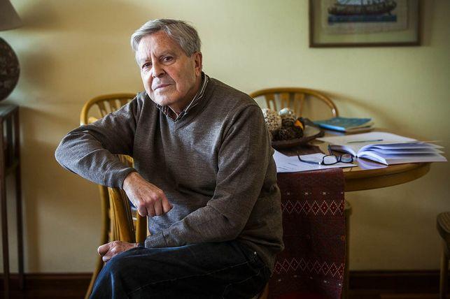 Carlos Jimenez Villarejo, coautor del llibre