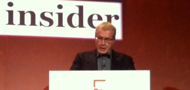 Charles Christian, Director Executiu de Legal IT Insider.
