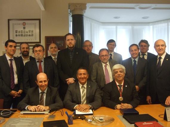 Consell de l'Advocacia Catalana. Font: CICAC
