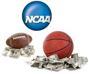 NCAA-money
