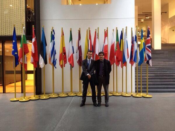 Alejandro del Campo i Miquel Mas, de DMS Consulting. Font: DMS Consulting.