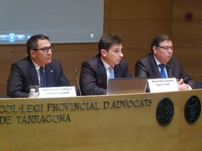 La Jornada sobre la trata de persones i el nou protocol de Catalunya