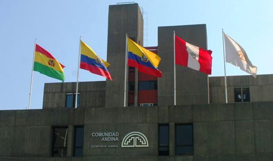 Font: Comunidad Andina