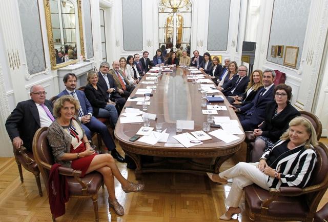 Juntas de Gobierno Colegios Abogados Madrid y Barcelona