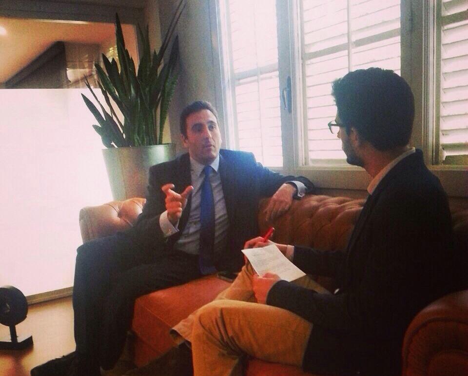 Entrevista a Javier Berrocal