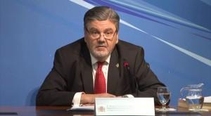 Imatge del magistrat Jorge Rodríguez Zapata. FONT: vimeo.com