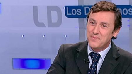 Rafael Hernando, portaveu del Partit Popular al Congrés dels Diputats