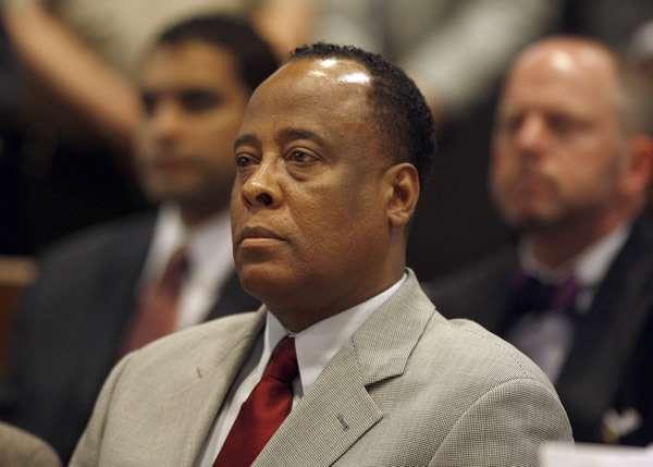 Dr Conrad Murray acusat de mentir en la mort del cantant Michael Jackson