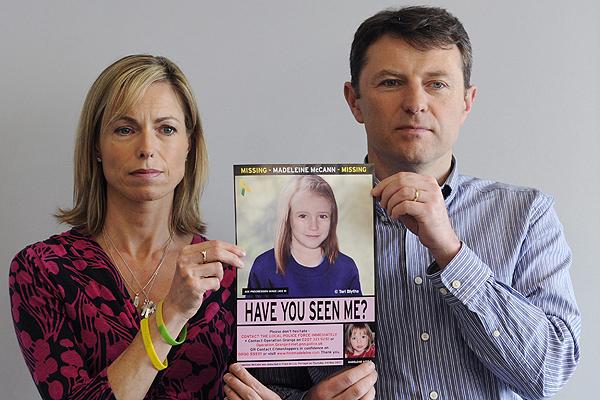 Els pares de la desapareguda Madeleine McCann condemnats com a mentiders pel tribunal de l'opinió pública