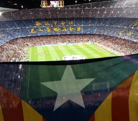 FB Barcelona - Estelades