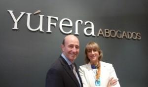 Pedro L. Yúfera, Marta Legarreta