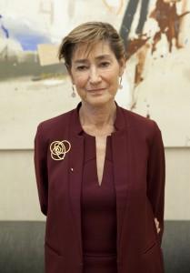 Victoria Ortega, nova presidenta del CGAE