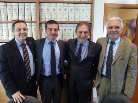 Signatura Compraventa Nova seu ICA Granollers