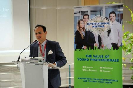 Font: Organització del VYP Barcelona - The Value of Young Professionals.