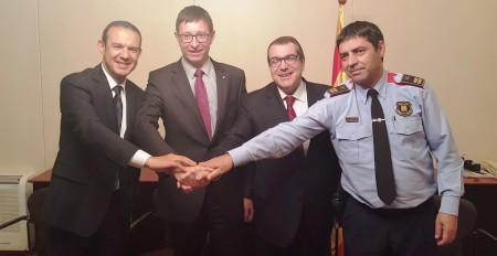 Conveni Procus - Justicia - Interior - Mossos