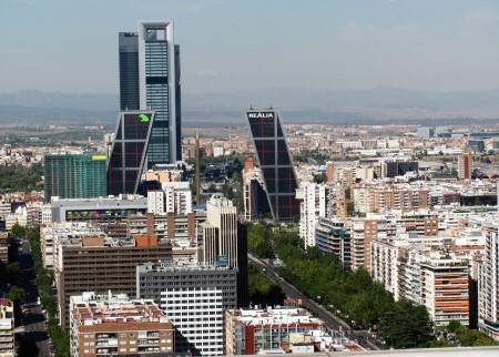 Castellana Madrid