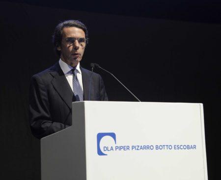 José María Aznar, DLA PIPER